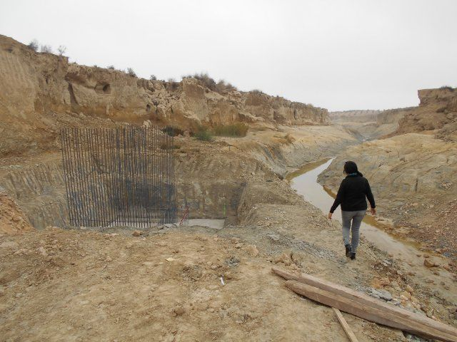 Comienzan las obras del nuevo puente de Cañadas del Romero - 1, Foto 1