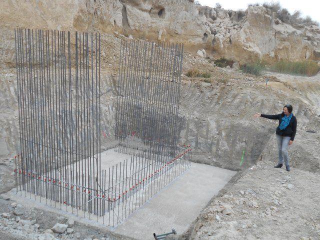Comienzan las obras del nuevo puente de Cañadas del Romero - 2, Foto 2