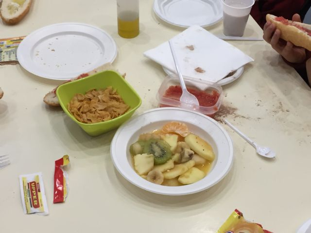 Los más pequeños aprenden a desayunar de una forma saludable - 1, Foto 1
