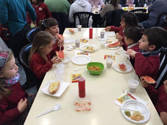 Los más pequeños aprenden a desayunar de una forma saludable - 2, Foto 2