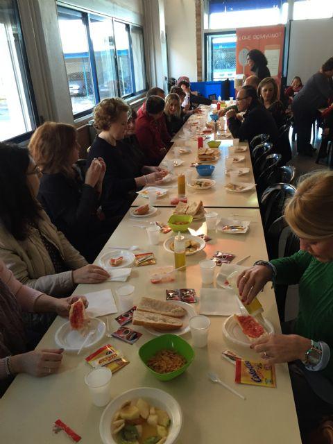 Los más pequeños aprenden a desayunar de una forma saludable - 3, Foto 3