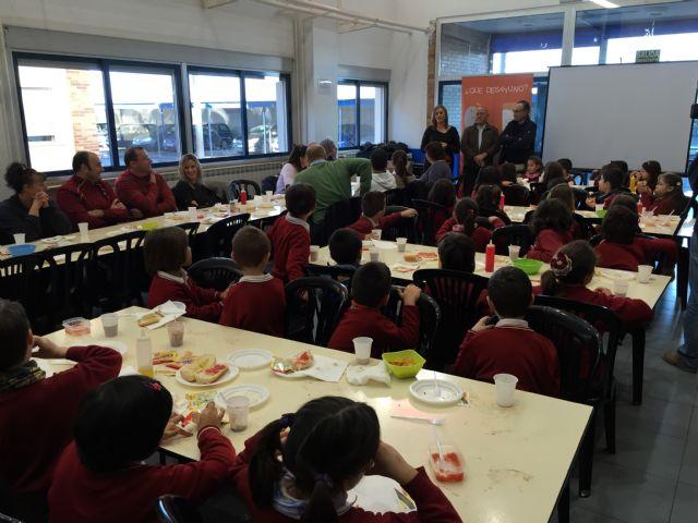 Los más pequeños aprenden a desayunar de una forma saludable - 4, Foto 4
