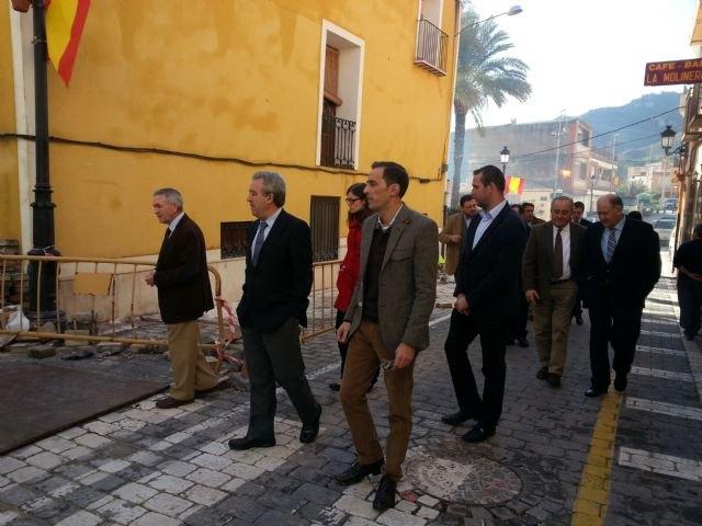 Cinco ayuntamientos del Valle de Ricote constituyen la primera comunidad  de vertidos de la Región - 1, Foto 1