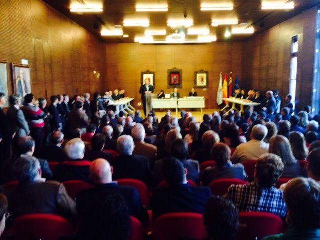 Julio García Cegarra toma posesión como alcalde del municipio de La Unión - 4, Foto 4