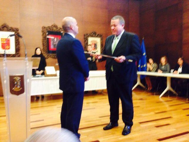 Julio García Cegarra toma posesión como alcalde del municipio de La Unión - 5, Foto 5