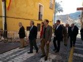 Cinco ayuntamientos del Valle de Ricote constituyen la primera comunidad  de vertidos de la Región
