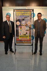 Más de 300 expertos en artes marciales de siete países se dan cita en San Pedro del Pinatar