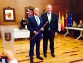 Julio García Cegarra toma posesión como alcalde del municipio de La Unión