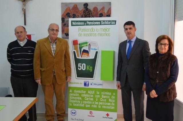La concejala de Servicios Sociales apoya nuevas donaciones a Cáritas - 1, Foto 1