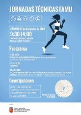 El 27 de diciembre, Jornadas Técnicas FAMU en Roldán