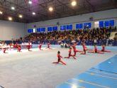 Las Torres de Cotillas disfrutará una Navidad más de su tradicional exhibición de gimnasia