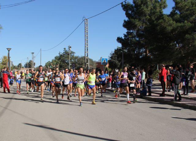 La Estación-El Esparragal celebre la XXI Carrera Popular ´Estación de Puerto Lumbreras´ con motivo de las fiestas patronales - 2, Foto 2
