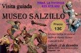 La Hermandad de La Verónica organiza una visita al Museo Salzillo de Murcia