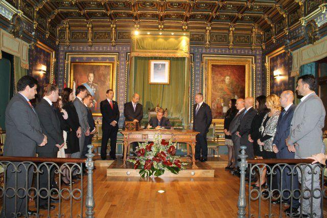Luis Marino Mateos ensalza la riqueza histórica de Mazarrón en su pregón de las Fiestas Patronales - 1, Foto 1