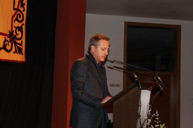 Luis Marino Mateos ensalza la riqueza histórica de Mazarrón en su pregón de las Fiestas Patronales - 3, Foto 3
