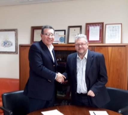 Convenio de Colaboración entre (CEBAS-CSIC, España) y (CIQA-CONACYT, México) - 1, Foto 1