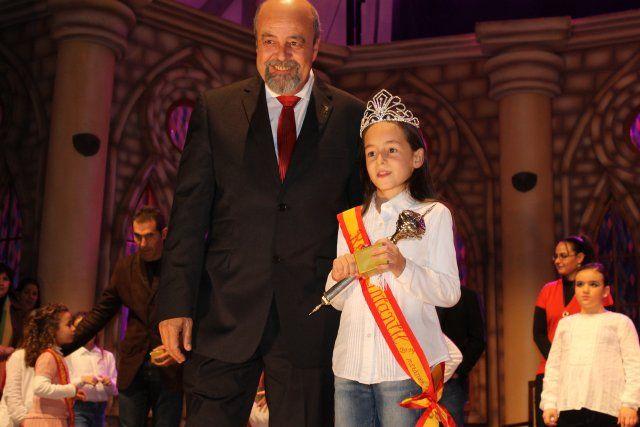 Marina Lardín, Reina Infantil de las Fiestas Patronales 2014 - 1, Foto 1