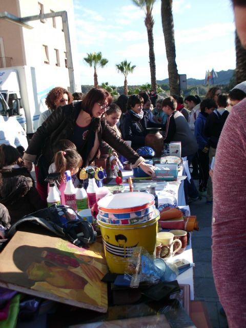 Mercadillo solidario en el CP Ntra. Sra. de la Asunción - 1, Foto 1