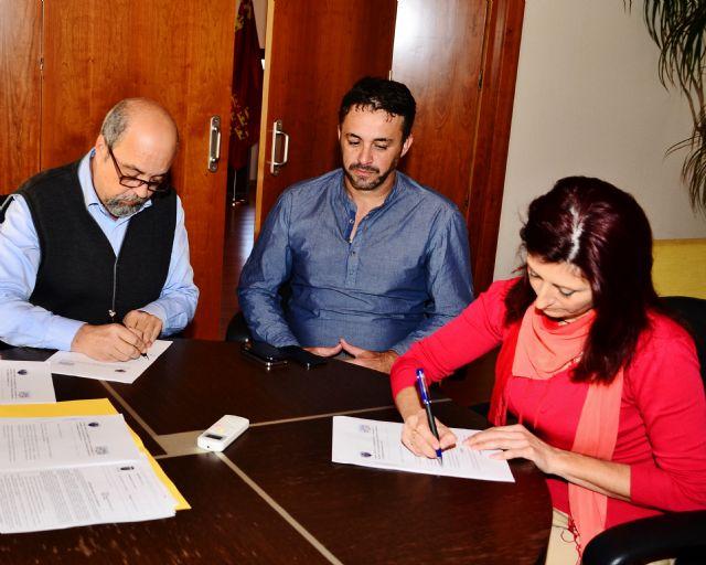 Convenio con el ayuntamiento de Mazarrón para fomentar la custodia del territorio - 1, Foto 1