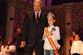 Marina Lard�n, Reina Infantil de las Fiestas Patronales 2014