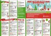 San Pedro del Pinatar propone una treintena de actividades para disfrutar en familia de la Navidad