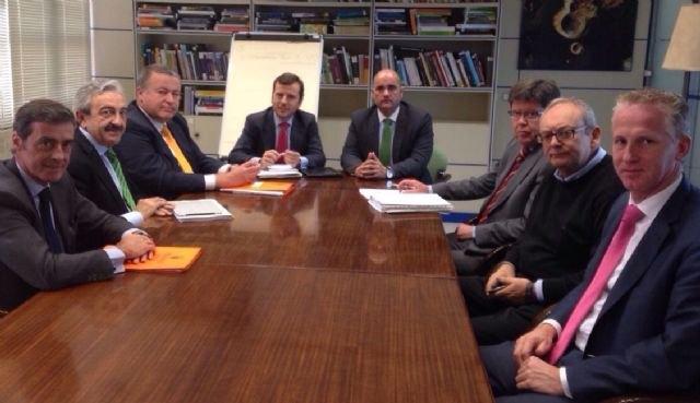 El Ministerio de Medio Ambiente ratifica su voluntad de iniciar en 2015 las obras de regeneración de la bahía de Portmán - 1, Foto 1