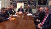 El Ministerio de Medio Ambiente ratifica su voluntad de iniciar en 2015 las obras de regeneración de la bahía de Portmán