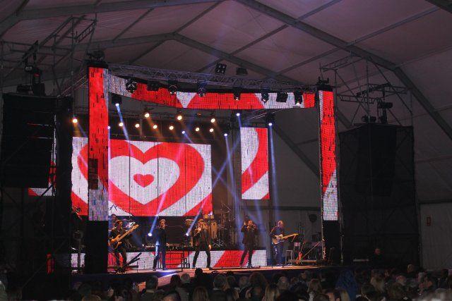 La Mundial, grupos de rock y actuaciones rocieras abren boca de cara a los grandes conciertos - 4, Foto 4