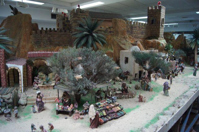 El Bel�n Municipal se inaugurar� este s�bado con la actuaci�n de Los Amigos de la Habanera, Foto 1