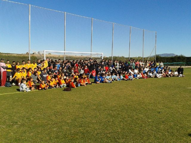 "This Saturday is celebrated in Totana the II Regional Schools Rugby Championship ""Ciudad de Totana"", Foto 1"
