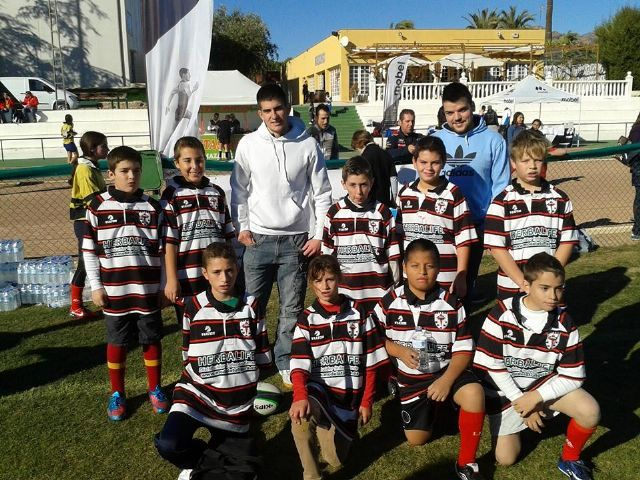 "This Saturday is celebrated in Totana the II Regional Schools Rugby Championship ""Ciudad de Totana"", Foto 3"