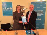 El Ayuntamiento de Torre-Pacheco y UNICEF firman un acuerdo de colaboración