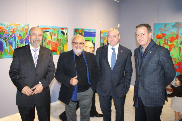 Antonio Martínez Mengual expone en Casas Consistoriales hasta el 30 de enero - 1, Foto 1
