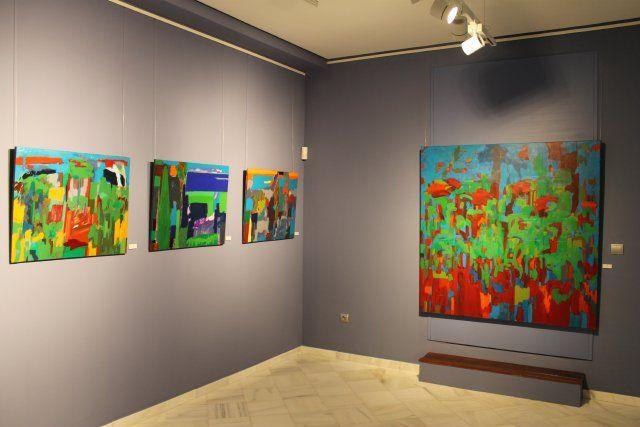 Antonio Martínez Mengual expone en Casas Consistoriales hasta el 30 de enero - 3, Foto 3
