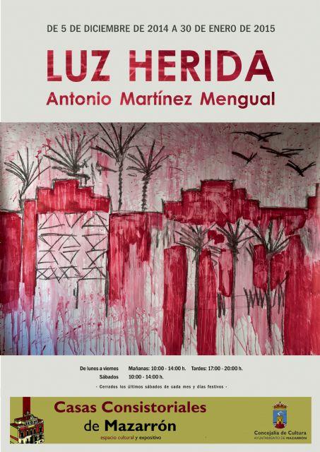 Antonio Martínez Mengual expone en Casas Consistoriales hasta el 30 de enero - 4, Foto 4