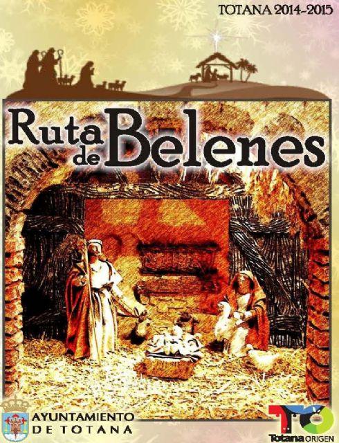 Cultura edita un folleto específico para visitar la Ruta de Belenes, Foto 1