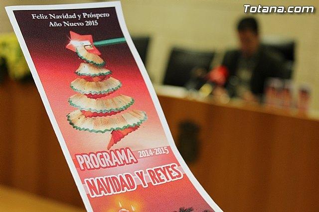 Programa de Navidad y Reyes. Totana 2014/2015, Foto 3
