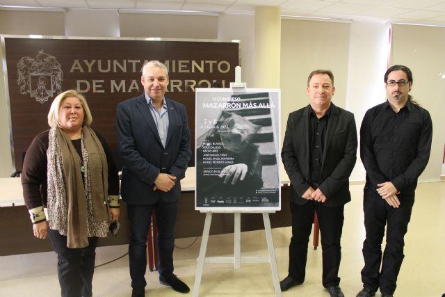 El II Congreso Mazarrón Más Allá tendrá lugar los días 7 y 8 de febrero - 1, Foto 1