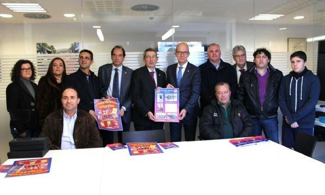 Totana estar� presente en la VIII Trobada Regional de Peñas Barcelonistas de la Regi�n de Murcia, Foto 1