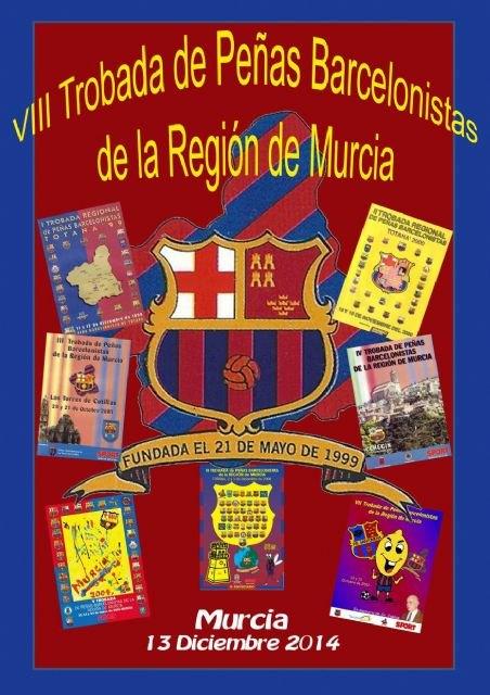 Totana estar� presente en la VIII Trobada Regional de Peñas Barcelonistas de la Regi�n de Murcia, Foto 2