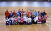 Los jóvenes torreños inician una nueva edición del 'Programa de Deporte Escolar' de bádminton