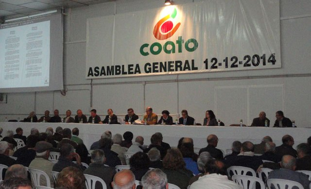 The Assembly unanimously reelected COATO José Luis Hernandez as President