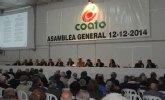 La asamblea de COATO reelige por unanimidad a José Luis Hernandez como Presidente