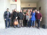 Los afiliados eligen al nuevo Consejo Local de UPyD Molina de Segura liderado por Rafael Ortega