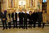 La Navidad torreña comienza oficialmente con el pregón del parroco de la Virgen de la Salceda