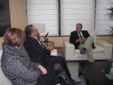 La Consejería de Fomento y el Ayuntamiento de Molina impulsan la mejora del servicio de autobús en el municipio