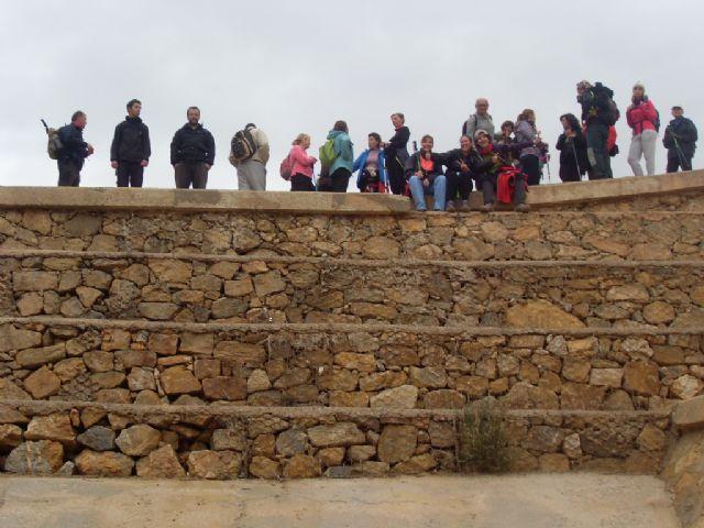 Deportes desarrolló una ruta de senderismo por la Sierra del Cura, Foto 3