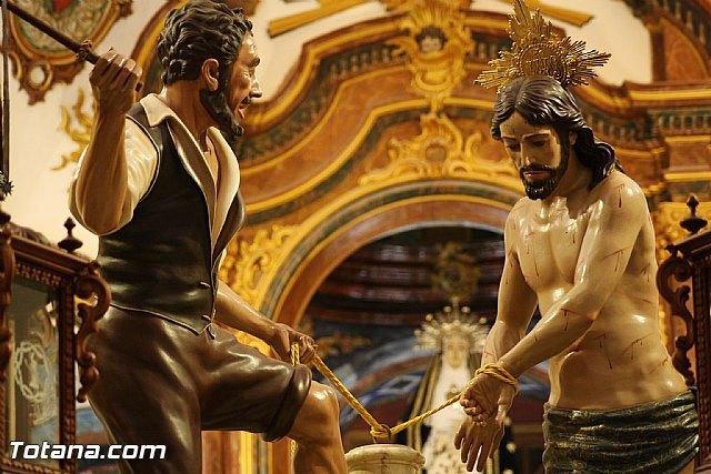 La inauguración del Belén de la Hermandad de Jesús flagelado será el próximo viernes 19 de diciembre, Foto 1