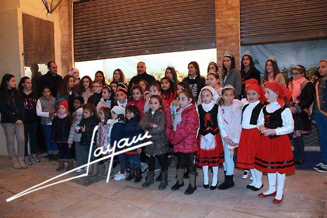 La Navidad 2014 inunda las calles de La Unión - 1, Foto 1