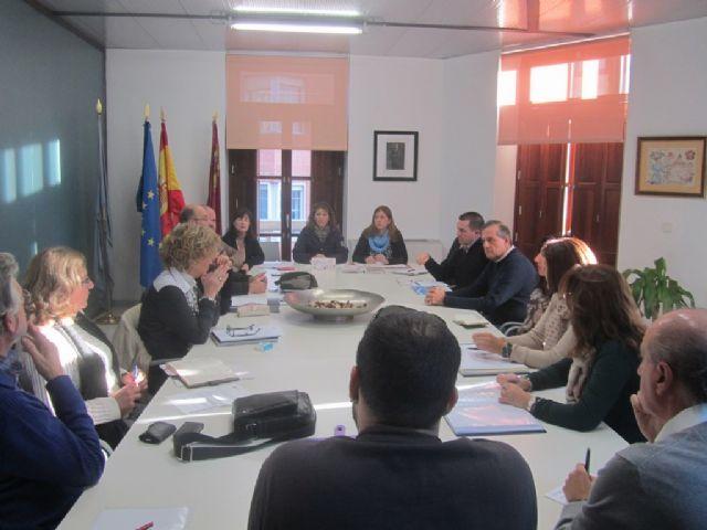 Reunión de la Comisión de Absentismo Escolar en La Unión - 1, Foto 1